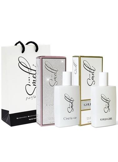 Smell Parfüm Kadın Edt 100 ml. İstediğin,RNKSZ Renksiz